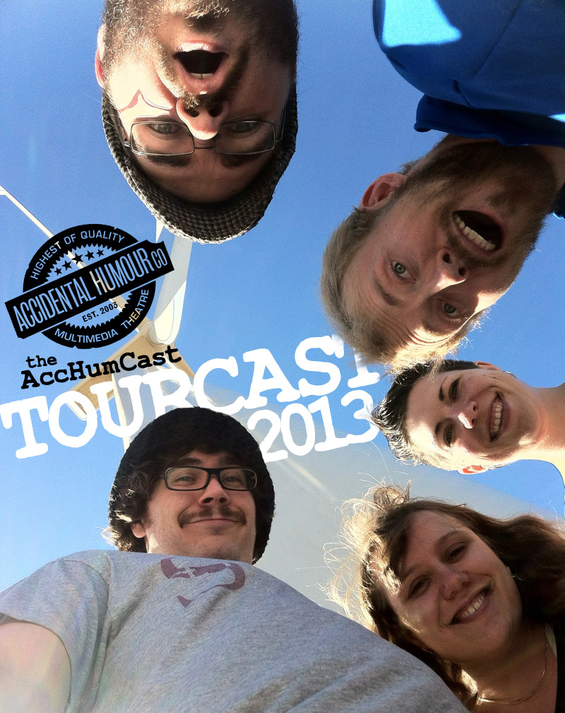 AccHumCast - Tourcast 2013