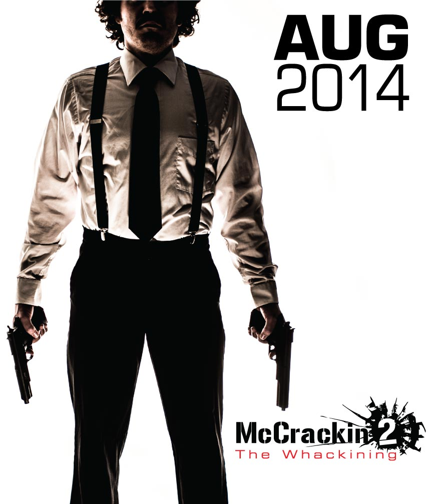 McCrackin 2! Coming in August!